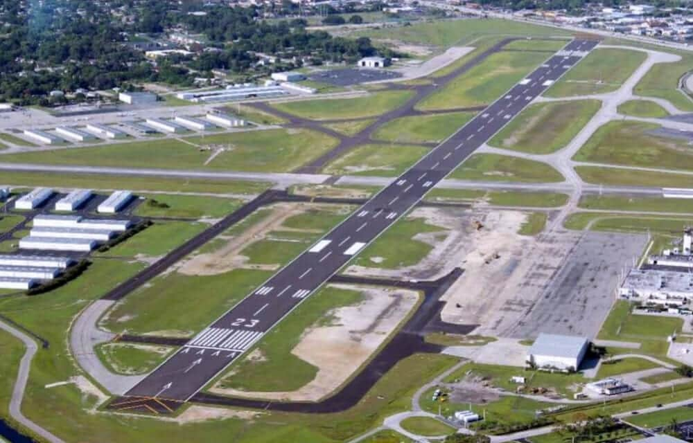 Page Field Airport Rehabilitation of Runway 5-23