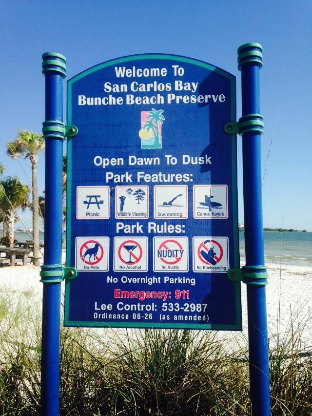Bunche Beach Regional Park